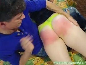 May I Have a Spanking?