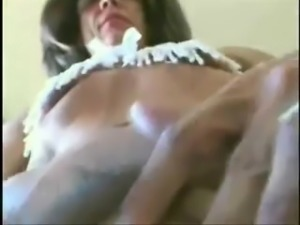 Sexy girl with a big clit