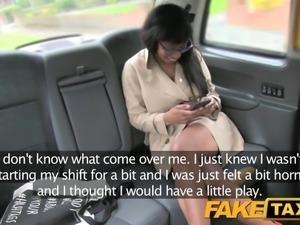 Fake Taxi High heels and blowjob lips