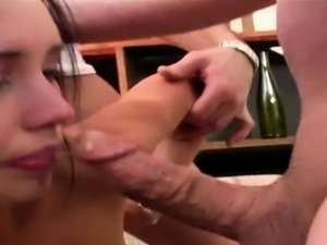 Angelina loves getting bang banged, and today she doesnt...