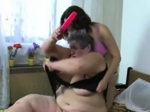Malorie and her friend get a young guy