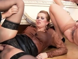 Piss soaked sluts pounded