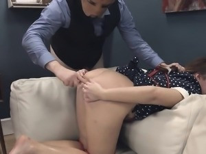 Extreme BDSM anus action in gangbang