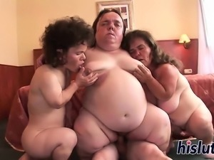 Naughty midgets have some kinky fun