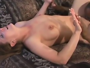 Barebacking wife while hubby videotapes