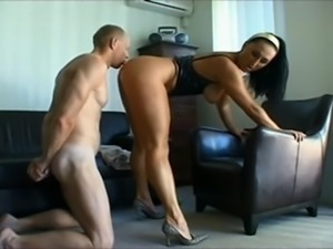 SDRUWS2 - HIS PUNISHMENT IS TO LICK HER WONDERFUL ASS...