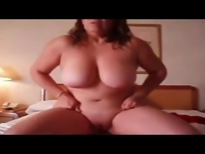 Busty Mature gets fucked 2