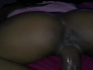 girl getting fuck on bed