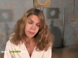 Punishment In Front Of Audience - Jupudo.com - Slavegirl
