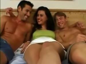 double penetration hot
