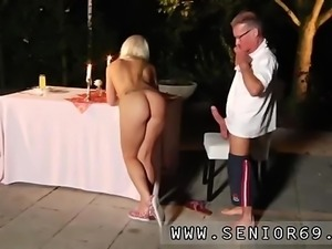 Giving my sons friend a blowjob Old John