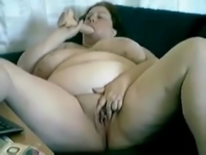 BBW busty mature