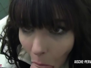 Aische Pervers Pimmel Bingo - Asking strangers For blowjobs