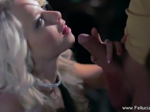 The Spirit Of The Blowjob