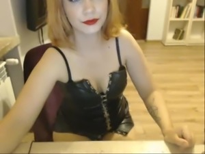 MadameElsa Polish webcam