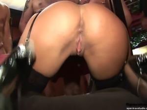 Cum Orgy Extreme - Horny Ginger P1 -------