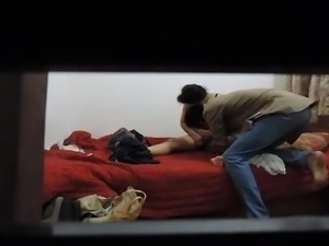 Bangla Colg Babe wid BF Hidden Cam Fuck Show