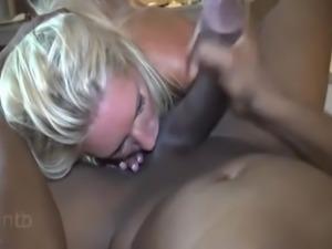Blonde Wife Lovin BBC