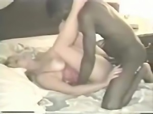 Slut Wife Takes BBC and Big Load of Creampie