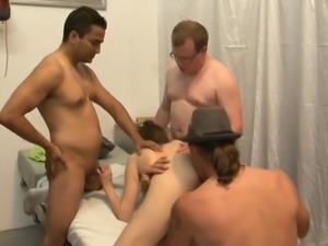 Group Sex With The Teen - Ultima
