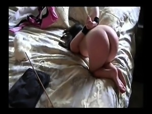 Submissive bubblebutt fucked