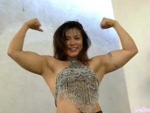 Asian Muscle Tomoko K. 16