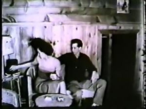 one night in cottage country - circa 50s