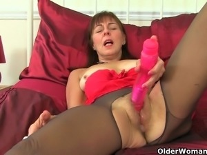 Over 60 grannies Camilla and Georgie need getting off