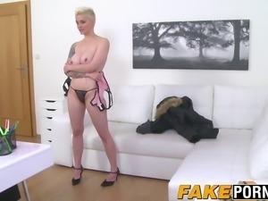 In no time at all I had her clothes off and was fucking her all over the...