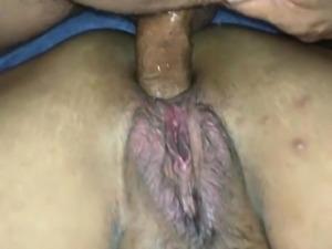 She finally let her husband fuck her anus
