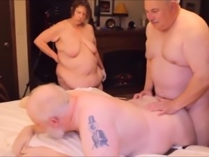 Old Bisex Party
