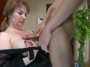 Mature get step son fuck