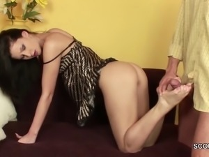 Foot-fetish, Skinny, Massage-fuck, Massage-seduce, Skinny-fuck