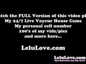 Lelu Love-Secret Fuck Near Oblivious Wife