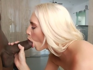 horny chick cadence gets her pretty mouth fucked