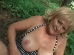 I just Banged your Granny in the Forest #5 (POV)