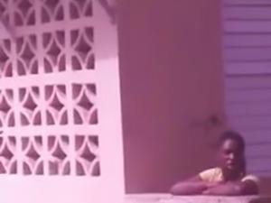 Jamaican man caught having sex part 2