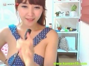 Korean Girl Shows Nice Boobs 23