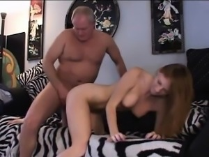 Pregnant slut needs several able men to quench her lust for cock