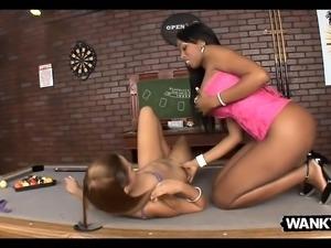Codi Bryant Has Her Pussy Ate By Angel Cummings