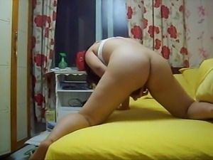Cute Korean Girl show her hot body 34