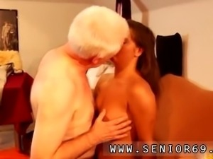 Old milfs like to fuck Latoya makes clothes, but she likes being naked