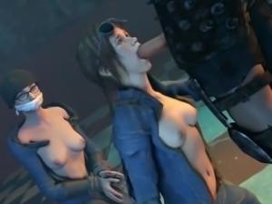 SFM - 3d Best of Ellie Hentai Sound Animation Compilation