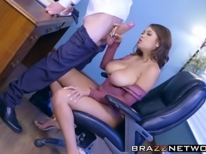 To prove his loyalty and dedication, Danny must give his new boss, gorgeous...