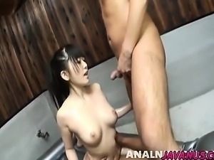Hello Mikity chubby Asian in bondage threesome