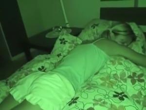 Dad fucks sleeping step daughter 01