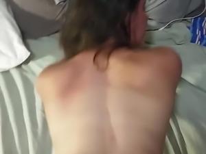 Sexy amateur POV blowjob and fuck