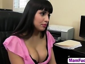 Hottest mom ever shares cock with her sexy daughter