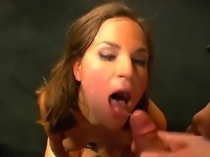 Elise Bukkake Babe Part II