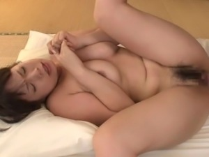 Ann Shinohara will finally get a big dick into that hairy beaver